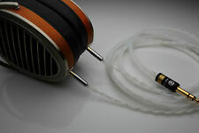 Ultimate Pure Solid Silver Sennheiser HD700 Hifiman HE1000 Susvara upgrade cable