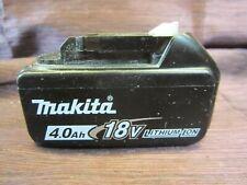 Makita BL1840 18V 4.0Ah LXT Battery Li-Ion 72Wh - Works Great