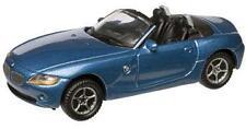 BMW Z4 Blue High Quality 1/87 HO scale high quality diecast car railroad train