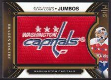 Cartes de hockey sur glace Upper Deck washington capitals