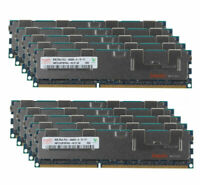 For Hynix 8GB Kit DDR3 1333MHz PC3-10600R Reg-DIMM ECC Server Memory RAM Lot @MY