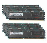 For Hynix 8GB Kit DDR3 1333MHz PC3-10600R Reg-DIMM ECC Server Memory RAM Lot @MY