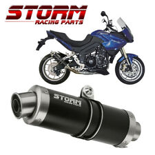 TRIUMPH TIGER 1050 2007-2013 STORM By MIVV Exhaust GP Black