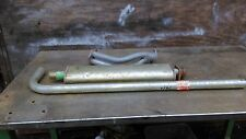 CITROEN VISA SUPER X 1219cc 1980 TO 1982 COMPLETE EXHAUST SYSTEM LESS REAR BOX