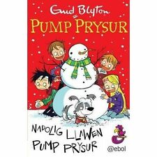 Nadolig Llawen Pump Prysur (Welsh Edition)-ExLibrary