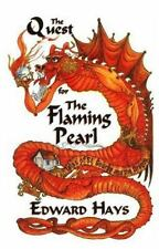 NEW - The Quest for the Flaming Pearl: Tales of St. George and the Dragon