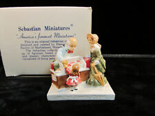 Sebastian Miniatures - In the Candy Store - #6221