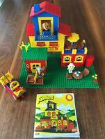 Marteau LEGO Fabuland OldGray Hammer ref x658 Set 3709 3670 /& 3671