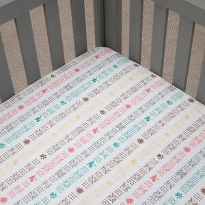 The Lion King Circle of Life Fitted Crib Sheet by Disney Baby