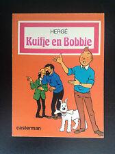 Kuifje en Bobbie carnet de note Tintin  ETAT NEUF Hergé Tim Kuifje