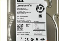 Dell 8 VNWV 500 GB 32 MB 3 Gbps 7.2 RPM disco duro SATA de 3.5 pulgadas con 0D981 Caddy