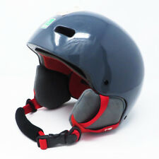 RED Trace Grom 1 Ski Snowboard Helmet Youth Small 49-51 cm Gray Red Adult
