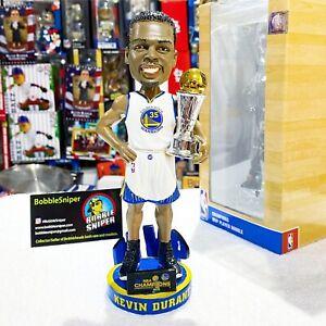 KEVIN DURANT Golden State Warriors 2017 NBA Champion MVP Trophy Bobblehead