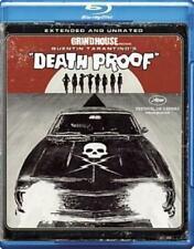 DEATH PROOF (Tarantino)  BLU RAY - Region free