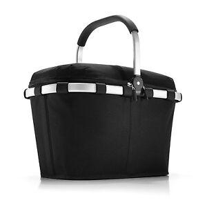 reisenthel shopping carrybag iso Einkaufskorb black