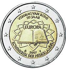 *** 2 EURO COMMEMORATIVE - PAYS-BAS 2007 - TRAITE DE ROME  *