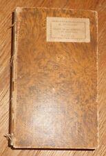 1921 Antique Medical Book Traite de la cataracte et du glaucoma par Brisseau