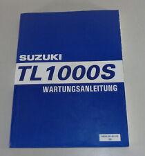 Werkstatthandbuch Suzuki TL 1000 S von 03/1997