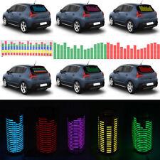 1x Auto Musik Rhythmus LED Blitzlicht Bühnensound aktiviert Equalizer