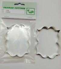 Plaque Cake Decorating Metal 152B Plaque by Framar Cutters