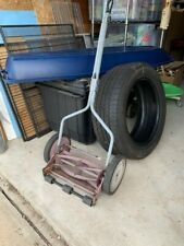 Antique Push Lawn Mower Lawnmower
