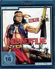 Indianerfilme | Western | 12 Filme | 1000 Minuten | Sammlung [FSK16] Blu-ray