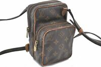Authentic Louis Vuitton Monogram Mini Amazone Shoulder Bag LV B1920