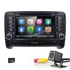 "for AUDI TT MK2 Car Radio CD DVD MP3 Player Stereo 7"" Bluetooth GPS Navigation"