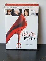 The Devil Wears Prada (DVD, 2006) ~Brand New~