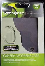 SAMSONITE NEOPRENE PHONE/CAMERA CASE