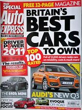 80mpg focus, audi q3, rangerover evoque new bentley turbo r, niss leaf astra GTC