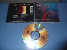 "The Ravi Shankar Project ""Tana Mana"" CD PRIVATE GERMANY 1987"