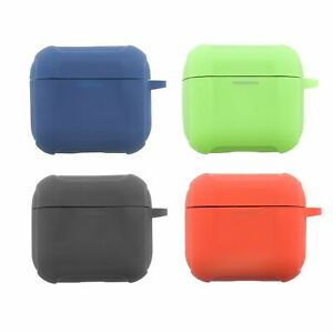 Silicone Protective Sleeve Cover Skin for Skull candy Indy Evo Bluetooth Earbuds