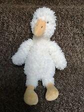 JellyCat Small Fluffy Da Da Goose, Duck, Rare, JELLY3008SH, Soft Toy, VGUC