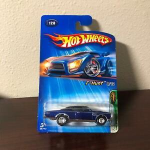 Hot Wheels 1967 Pontiac GTO 2005 Treasure Hunt #8/12 V1