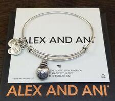 Disney Parks Exclusive Alex and Ani STAR WARS BB8 Droid Bangle Bracelet Silver