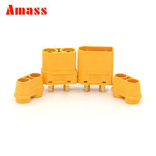 10 Pairs Amass XT90H housing Plug Male Female Connector 100A For RC Lipo Battery