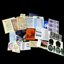 THE ORDER NETFLIX TV SERIES Large Set of Graphics Belgrave University Props Prop