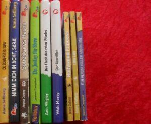 9 Bücher Sammlung PONY CLUB - Büchersammlung Buch Konvolut