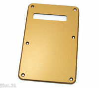 NEW BACKPLATE GOLD MIRROR stratocaster  pour guitare strat