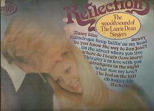LAURIE DEAN LP ALBUM REFLECTIONS THE LAURIE DEAN SINGERS