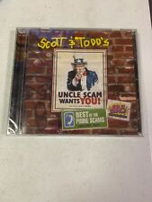 Scott And Todd's Uncle Sam wants You!: Best of Phone Scams, Vol. 2 NEW SEALED