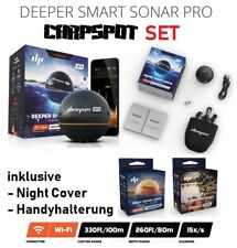 Deeper Smart Sonar PRO Angebot WIFI + Smartphone Halterung + Night Fishing Cover