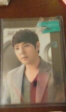 Super junior kangin artium sum coex official photocarCard Kpop K-pop