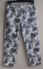 Sportscraft Floral Regular Size Jeans for Women