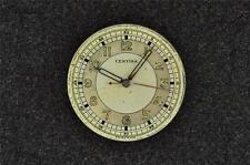 VINTAGE CERTINA POCKETWATCH MOVEMENT CAL KF300 - RUNNING
