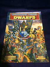 Warhammer Armies - Dwarfs Rulebook 1993