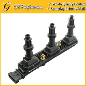 OEM Quality Ignition Coil for Cadillac CTS Catera/ Saturn LS2 L300 LW300 Vue, V6