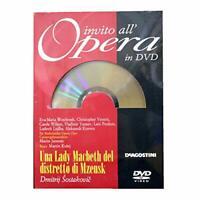 Una Lady Macbeth del distretto di Mzensk - Invito all'Opera in DVD DL001389