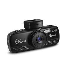 DOD TECH LS430W LS Series, 1080P Dash Camera, 5Hz GPS, Japanese Lens, Large